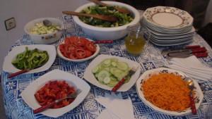 food retreats healthy