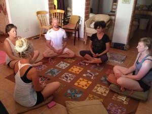 meditation satsang retreats