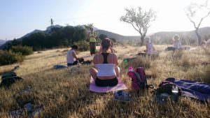 shamamic yoga spain retreats