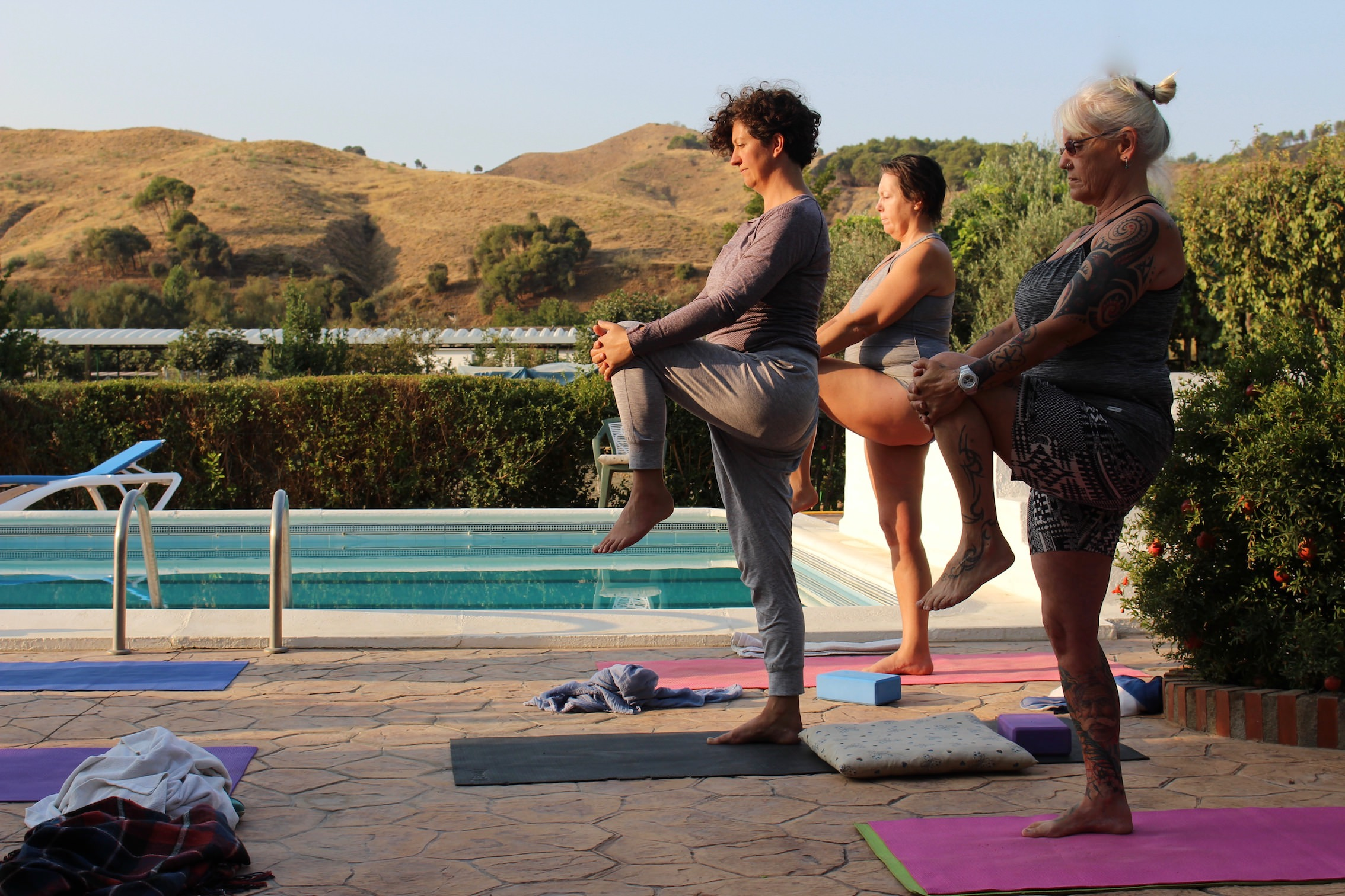 body balance yoga image healing