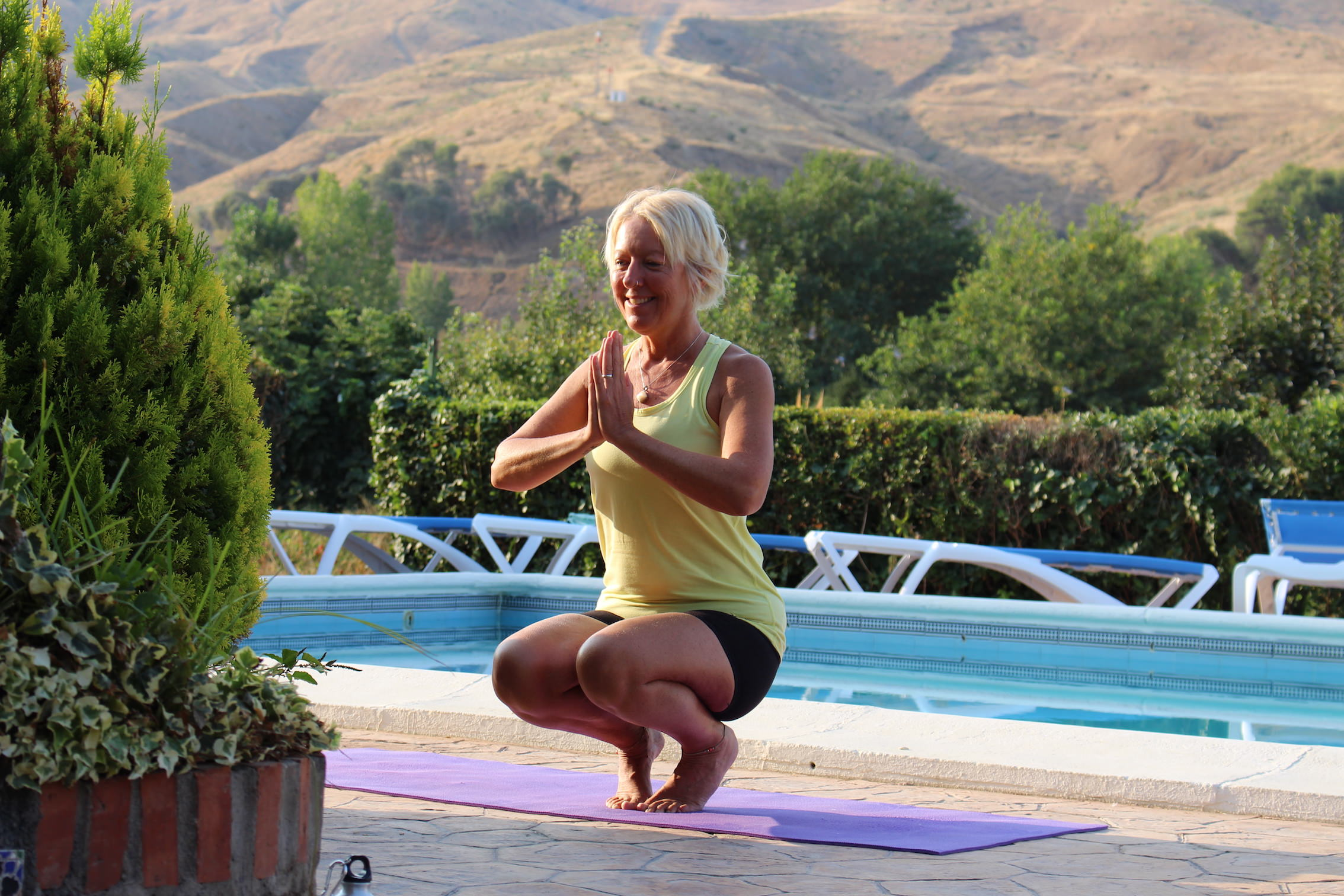 yoga bliss holiday balance